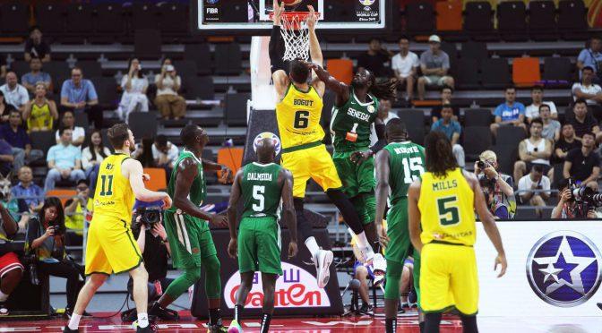 オーストラリア ライフスタイル&ビジネス研究所:BOOMERS、FIBA バスケットボール ワールドカップ 2019 でセネガル代表を下し連勝