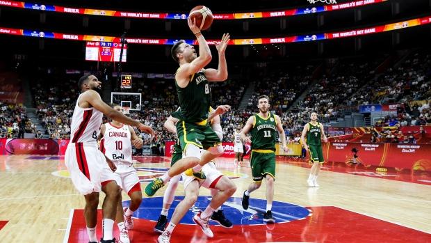 オーストラリア ライフスタイル&ビジネス研究所:BOOMERS、FIBA バスケットボール ワールドカップ 2019 初戦でカナダ代表を撃破