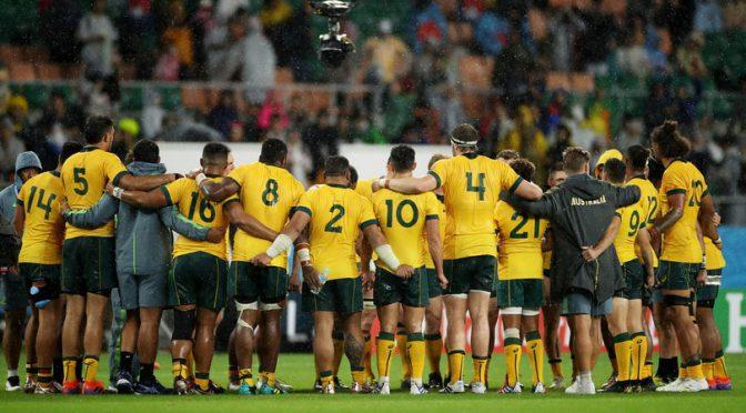 オーストラリア ライフスタイル & ビジネス研究所:ワラビーズ、ジョージア代表を退け、準決勝進出を賭けイングランド代表と対戦へ(ラグビーワールドカップ 2019)