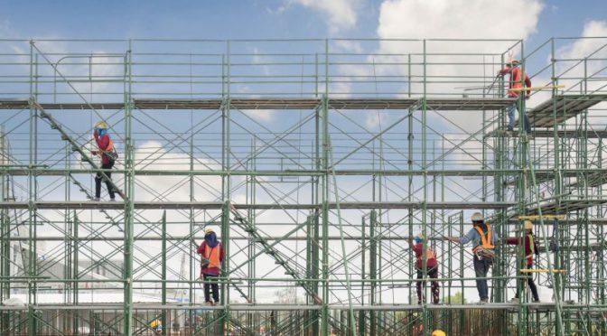 オーストラリア ライフスタイル&ビジネス研究所:非住宅建設、2020年もブーム継続予想