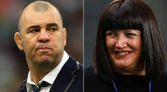 オーストラリア ライフスタイル&ビジネス研究所:ラグビーオーストラリア レイリーン・キャッスルCEO、ワラビーズのワールドカップ中の行動を謝罪