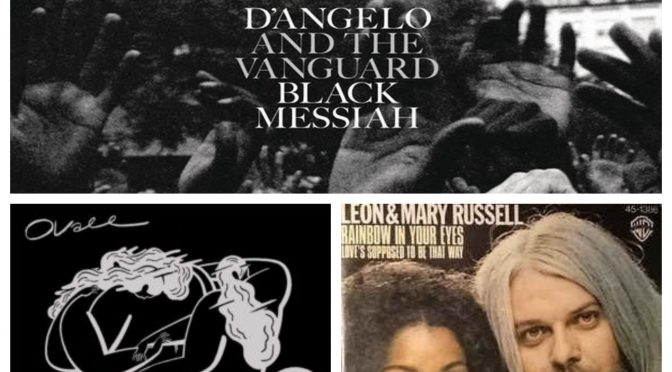 J-WAVEな日々に魅了された曲紹介 PART 97 〜 Leon & Mary Russell, Ovall, D'Angelo and The Vanguard
