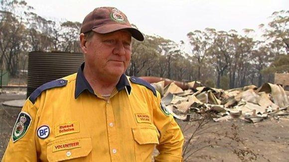 オーストラリア ライフスタイル&ビジネス研究所:消防団員ラッセル・ジョールズさん 山火事で自宅焼失も地域の消火活動優先