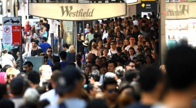 オーストラリア ライフスタイル&ビジネス研究所:クリスマス前のショッピング商戦低調に