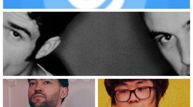 街中で音楽認識アプリShazamを稼働させ、Taylor McFerrin, Ginger Root Feat. Gabriel Gundacker & Propellerheads のデータにアクセス、曲を改めて楽しめた♪(Shazam #19)