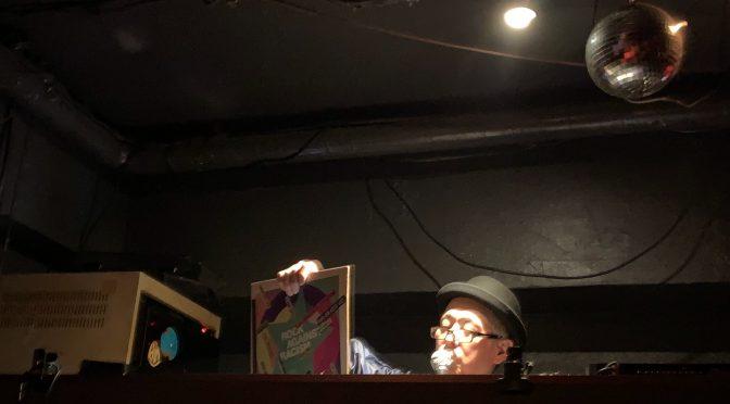 大貫憲章さんDJイベント:CROSSROADSで、ドキュメンタリー映画『白い暴動』で描かれたバックグランドを学んできた