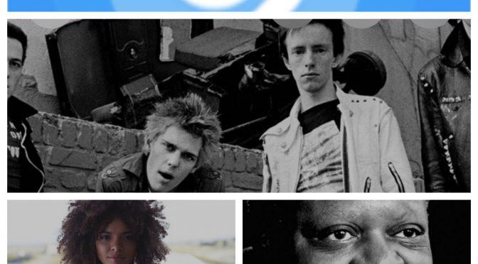 街中で音楽認識アプリSHAZAMを稼働させ、Maë Defays, Oscar Peterson Trio, The Clash のデータにアクセス、曲を改めて楽しめた♪(SHAZAM #23)