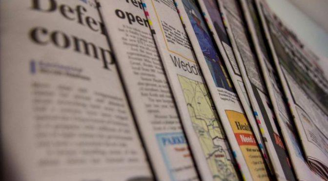 オーストラリア ライフスタイル & ビジネス研究所:ニューズ・コープ・オーストラリア、地方紙60の印刷停止