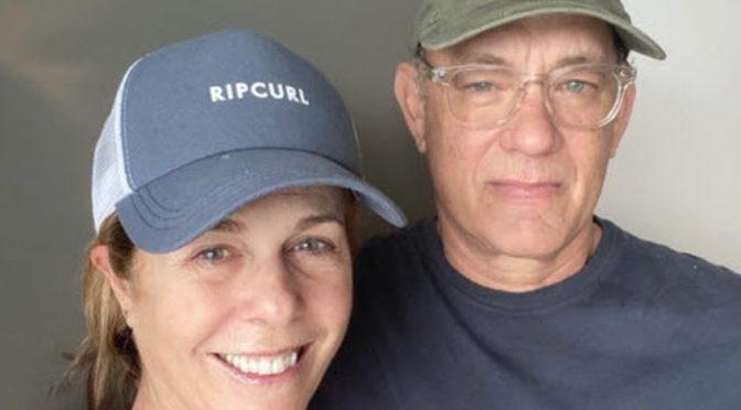 オーストラリア ライフスタイル&ビジネス研究所:トム・ハンクス夫妻、コロナ治療薬開発に向け「血漿」を提供