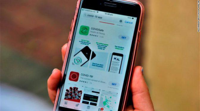 オーストラリア ライフスタイル&ビジネス研究所:連邦政府導入コロナ追跡アプリ、16時間で国民の7%超がダウンロード