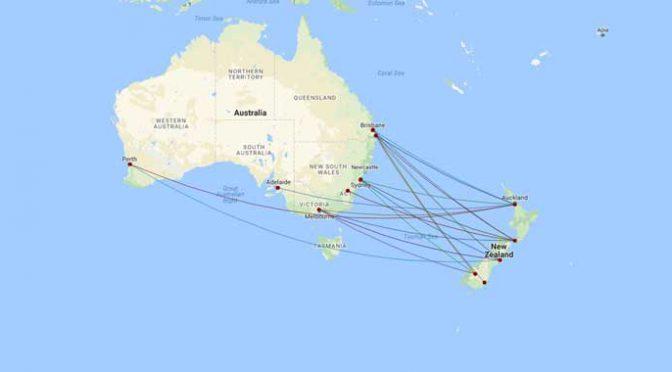 オーストラリア ライフスタイル&ビジネス研究所:ニュージーランド航路の再開草案、(2020年)6月初旬に公表