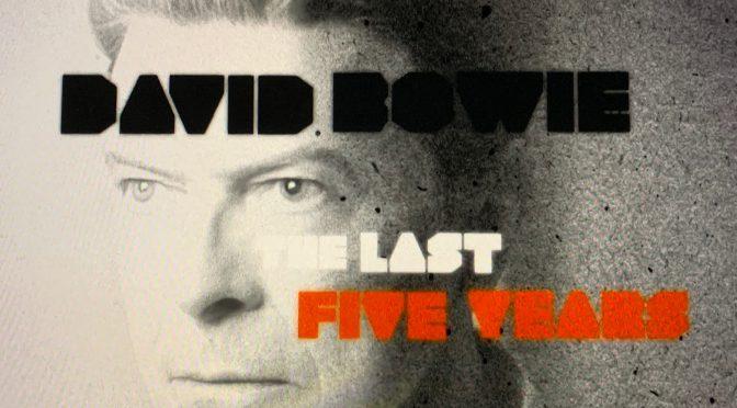 David Bowieが、2枚のアルバム The Next Day & Blackstar と、舞台 Lazarus に賭けた思い:映画『デヴィッド・ボウイ ー 最後の5年間 』鑑賞記