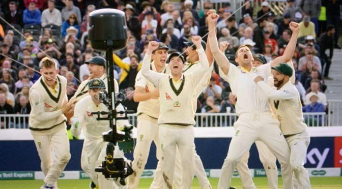 クリケット オーストラリア代表、屈辱から栄誉奪還への舞台裏:『ザ・テスト ~ クリケット オーストラリア代表の新時代 ~』鑑賞記 ④