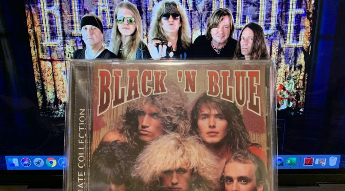 BLACK 'N BLUEで2020年も浸るLAメタル
