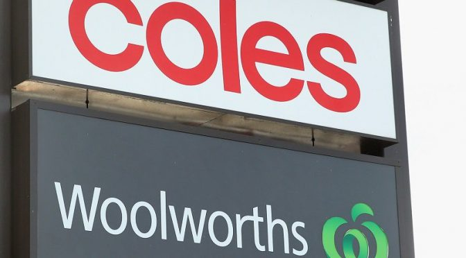 オーストラリア ライフスタイル&ビジネス研究所:ウールワースとコールズ、購買制限を再導入