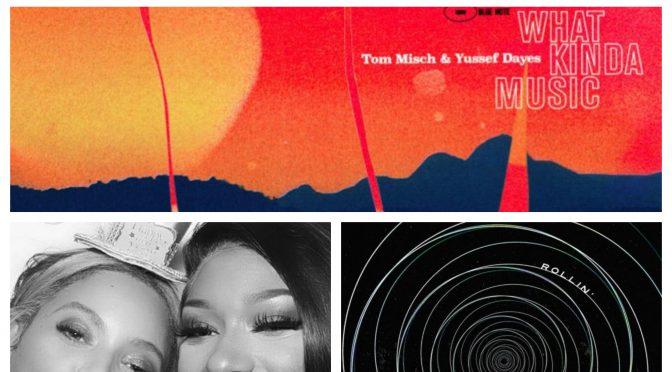 J-WAVEな日々に魅了された曲紹介 PART 116 〜 Tom Misch/Yusseff Dayes, Megan Thee Stallion feat. Beyonce & WONK