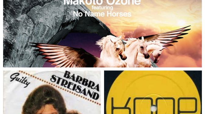 J-WAVEな日々に魅了された曲紹介 PART 118 〜 Barbra Streisand feat. Barry Gibb, Koop feat. Yukimi Nagano & 小曽根真 feat. No Name Horses