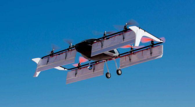 オーストラリア ライフスタイル&ビジネス研究所:空飛ぶ自動車、ニューサウスウェールズ州内陸部で試験へ