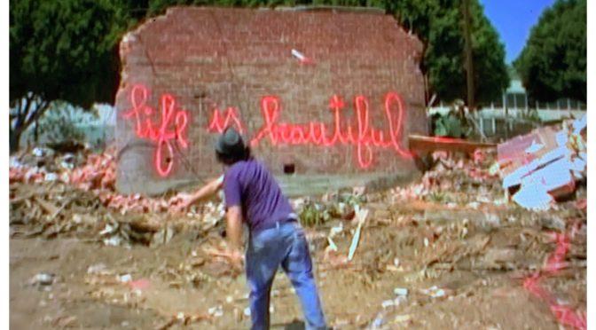 Banksy:バンクシー が手掛けた、映画『EXIT THROUGHT THE GIFTSHOP:イグジット・スルー・ザ・ギフトショップ』再鑑賞記