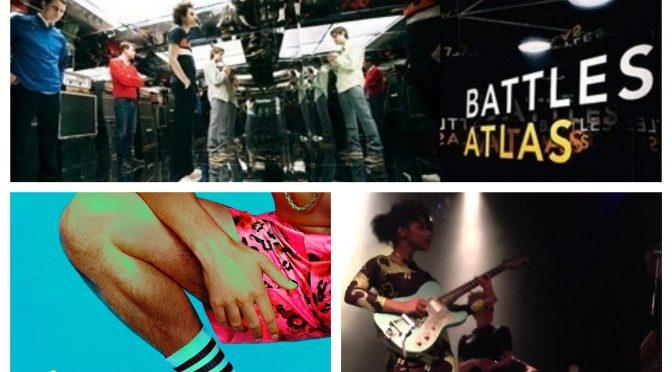 J-WAVEな日々に魅了された曲紹介 PART 120 〜 Charlie Puth, BATTLES & Lianne La Havas