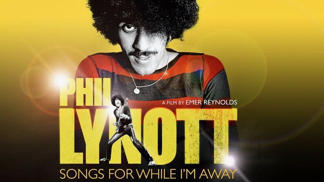 Phil Lynott:フィル・ライノットのドキュメンタリー「Songs For While I'm Away」が楽しみだ