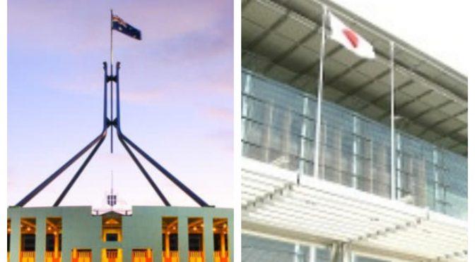 オーストラリア ライフスタイル&ビジネス研究所:スコット・モリソン首相と菅義偉首相と電話会談、協力深めることで一致