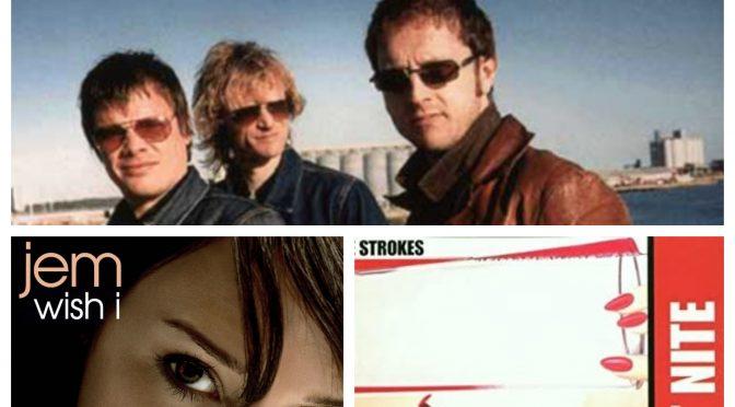 J-WAVEな日々に魅了された曲紹介 PART 125 〜 Jem, ELEVATOR SUITE &  The Strokes