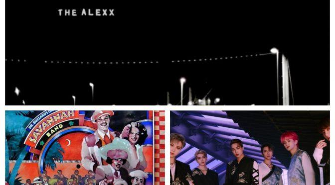 J-WAVEな日々に魅了された曲紹介 PART 126 〜 Dr.Buzzards Original Savannah Band,  THE ALEXX & SuperM