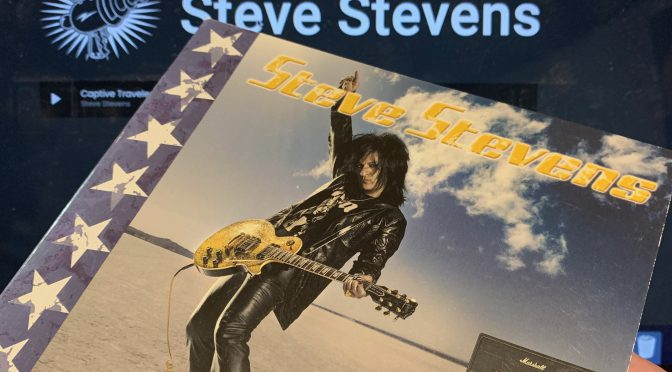 Steve Stevens「Memory Crash」その後、そして・・