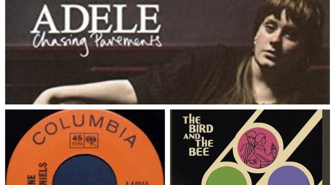 J-WAVEな日々に魅了された曲紹介 PART 133 〜 GENE McDANIELS, Adele & The Bird And The Bee