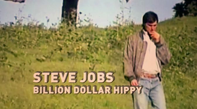 スティーブ・ジョブズが駆け抜けた生涯と創り出した未来:『スティーブ・ジョブズ  自由の精神』(字幕版)鑑賞記