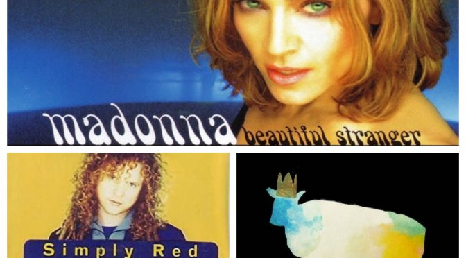 J-WAVEな日々に魅了された曲紹介 PART 134 〜 SIMPLY RED, Madonna & Gi Gi Giraffe