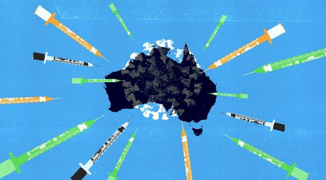 オーストラリア ライフスタイル&ビジネス研究所:コロナワクチン接種計画を(2021年)3月初旬に前倒し