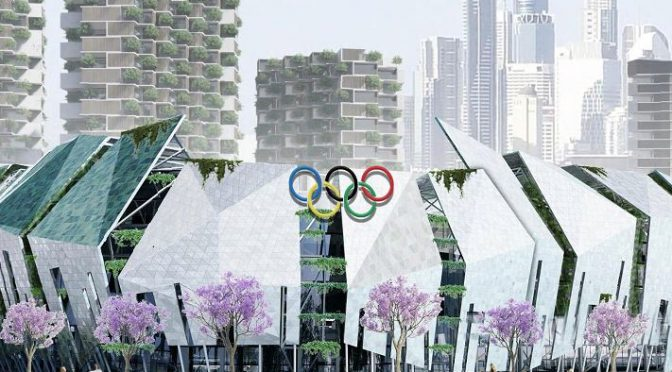 オーストラリア ライフスタイル&ビジネス研究所:IOC 2032年夏の五輪候補地、ブリスベンに一本化