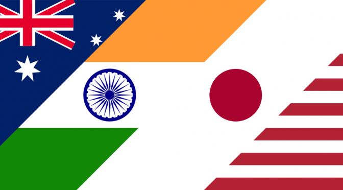 オーストラリア ライフスタイル&ビジネス研究所:日米豪印首脳会談へ調整、インドが同意すれば実現