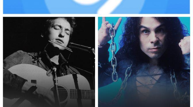 街中で音楽認識アプリSHAZAMを稼働させBob DylanとDIOのデータにアクセスして曲を改めて楽しめた♪(SHAZAM #43)