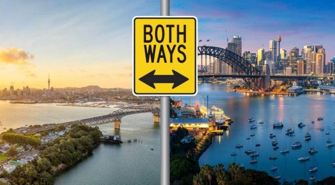 オーストラリア ライフスタイル&ビジネス研究所:ジャシンダ・アーダーン ニュージーランド首相、渡航バブル開始日発表