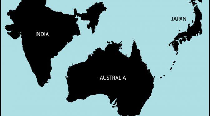 オーストラリア ライフスタイル&ビジネス研究所:日本、インドと脱炭素化へ資源や技術の供給網を構築… 中国を念頭