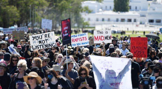 オーストラリア ライフスタイル&ビジネス研究所:セクハラは「解雇の正当理由」、法律に明記へ