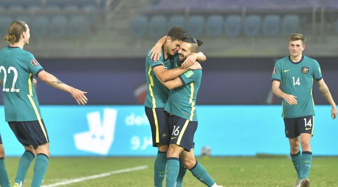オーストラリア ライフスタイル&ビジネス研究所:Socceroos、2022 FIFAワールドカップ 最終予選進出