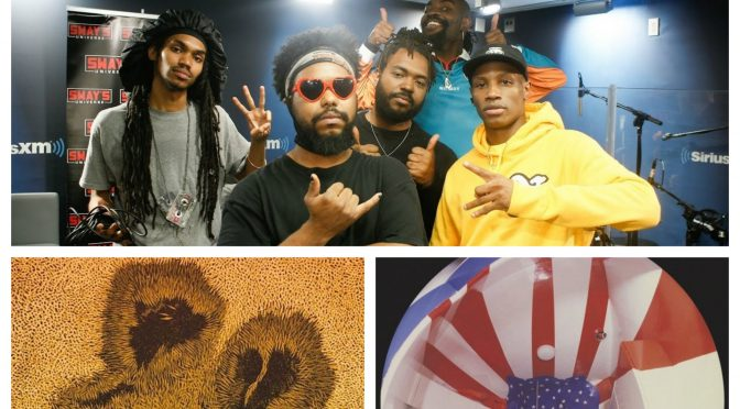 J-WAVEな日々に魅了された曲紹介 PART 163 〜 Hiatus Kaiyote feat. Arthur Verocai, Beastie Boys & Phony Ppl