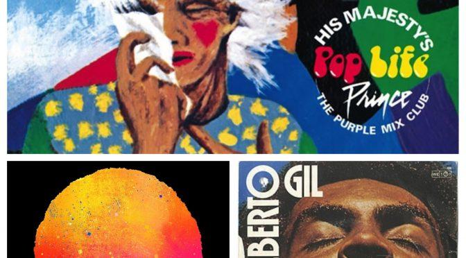 J-WAVEな日々に魅了された曲紹介 PART 169 〜 Prince, Khruangbin & Gilberto Gil