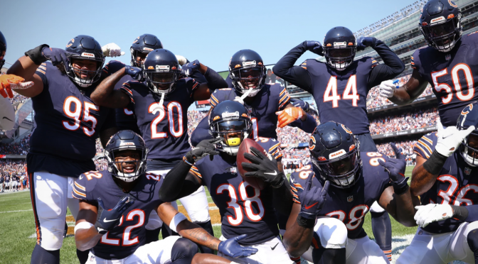 シカゴ・ベアーズ、土壇場の追撃を凌いで本拠地開幕戦飾る:NFL 2021シーズン 第2週