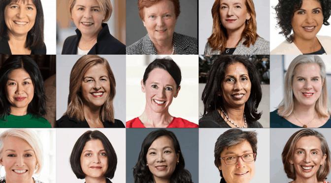 オーストラリア ライフスタイル&ビジネス研究所:上場上位300社の女性トップは6%