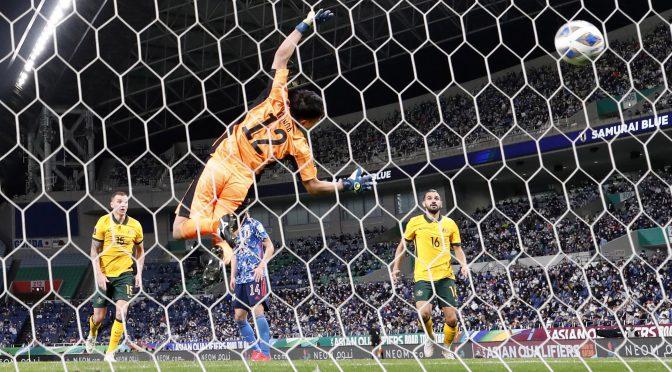 オーストラリア ライフスタイル&ビジネス研究所:Socceroos、アジア最終予選で日本代表に惜敗で3勝1敗