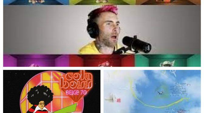J-WAVEな日々に魅了された曲紹介 PART 172 〜 Cola Boyy, Adam Levine & quickly, quickly